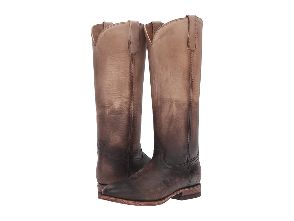 Ariat Ombre Roper (Ombre Chocolate) Cowboy Boots