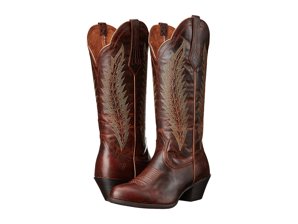 Ariat Desert Sky (Sassy Brown) Cowboy Boots