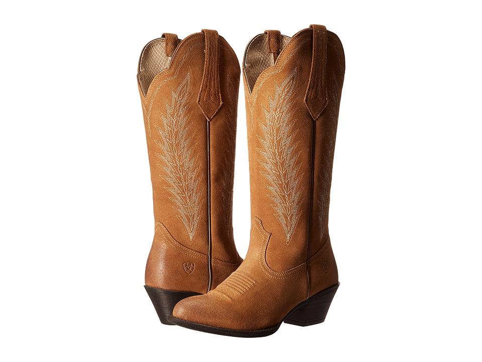 Ariat - Desert Sky (Driftwood Brown) Cowboy Boots