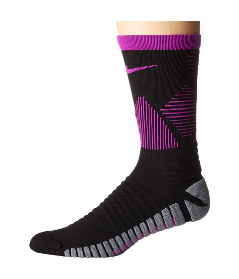 Nike Strike Mercurial Soccer - Black/Hyper Violet/Hyper Violet