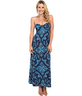 Tommy Bahama - Indigo Flora Strapless Dress