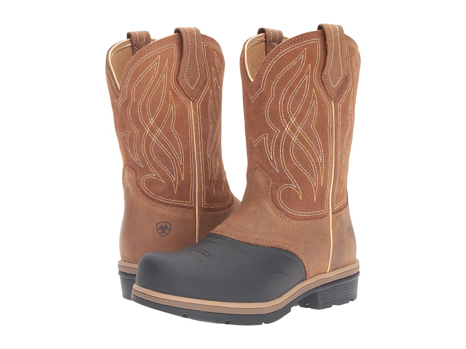 Ariat Whirlwind (Caramel Brown) Cowboy Boots