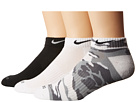 Nike Dri-Fit Cushion Low Cut Socks 6-Pair
