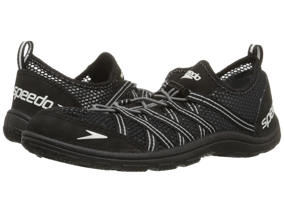 Speedo - Seaside Lace 4.0 (Speedo Black) Men's Shoes