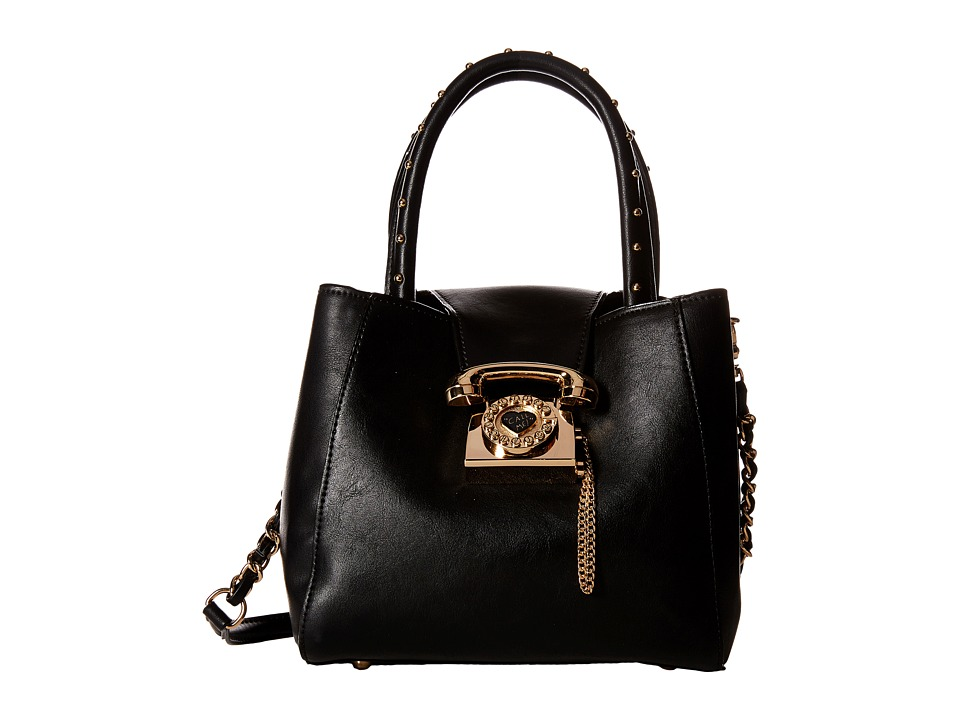 Betsey Johnson - You Rang Bucket Bag (Black) Bags