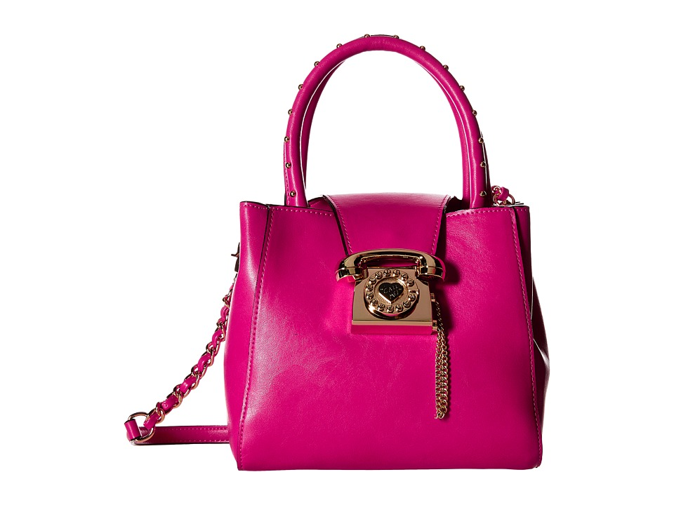 Betsey Johnson - You Rang Bucket Bag (Fuchsia) Bags