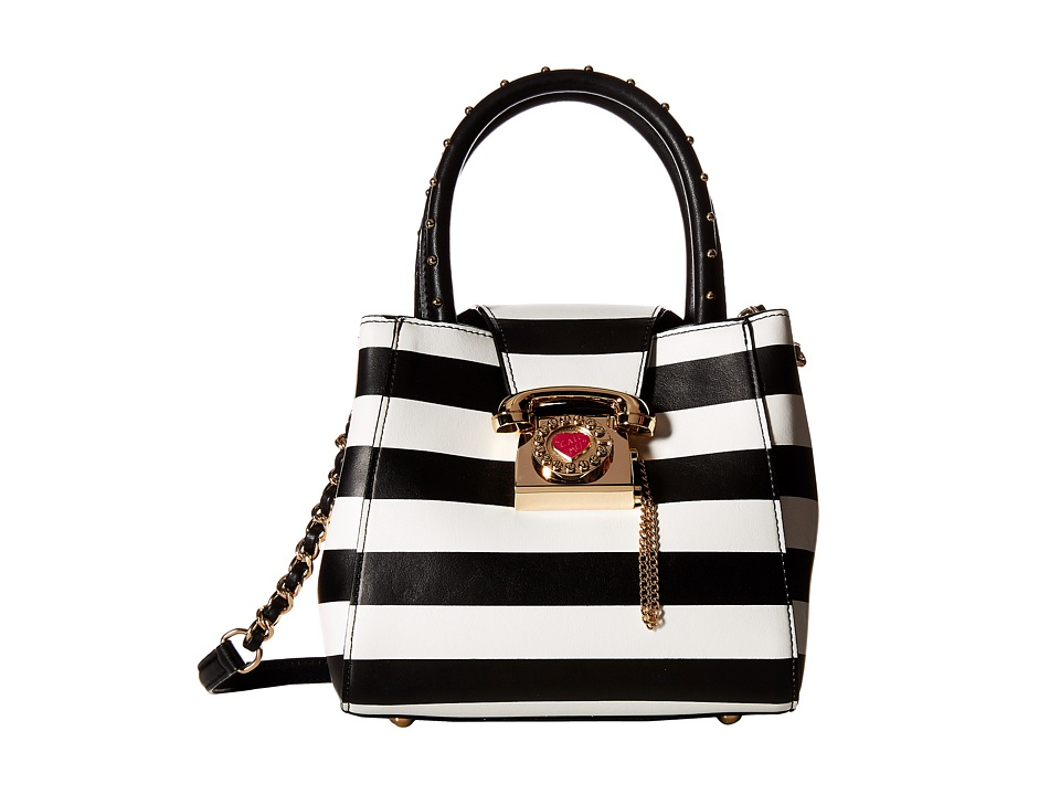 Betsey Johnson - You Rang Bucket Bag (Stripe) Bags