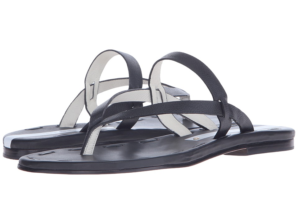 Matt Bernson Love Sandal Black Womens Sandals