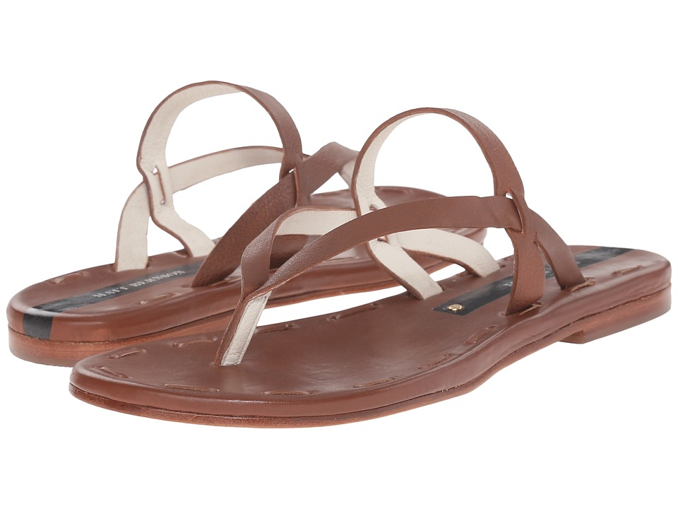 Matt Bernson Love Sandal (Bourbon) Women