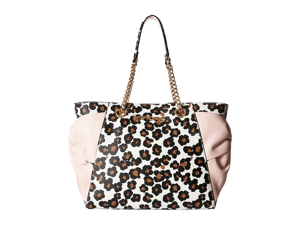 Betsey Johnson - Hotty Pocket Tote (Leopard) Tote Handbags