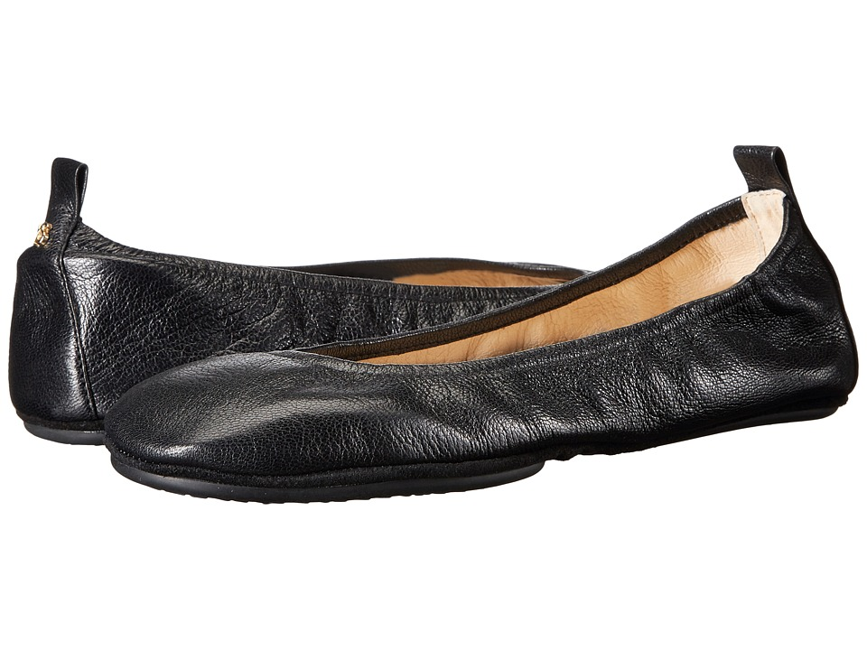 Yosi Samra - Stella Capri Leather (Black) Womens Shoes