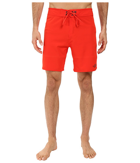 The North Face Whitecap Boardshorts - Short - Fiery Red