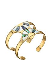 Lucky Brand - Abalone Inlay Cuff Bracelet