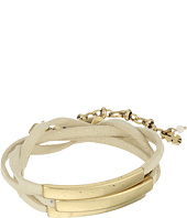 Lucky Brand - Leather Wrap Bracelet