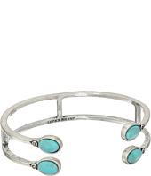 Lucky Brand - Set Stone Turquoise Bracelet