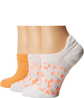 Nike - Dri-FIT Graphic 2 No Show Tab Socks 3-Pair Pack