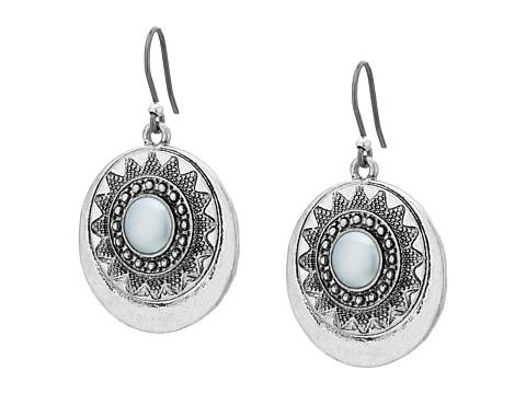 Lucky Brand Bali Earrings - Medium Grey