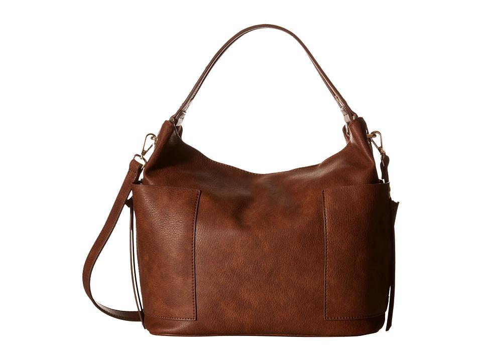 Steve Madden - Bkoltt Hobo (Cognac) Hobo Handbags
