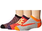 Nike Kids 3-Pack Graphic Cotton Cush (Little Kid/Big Kid)