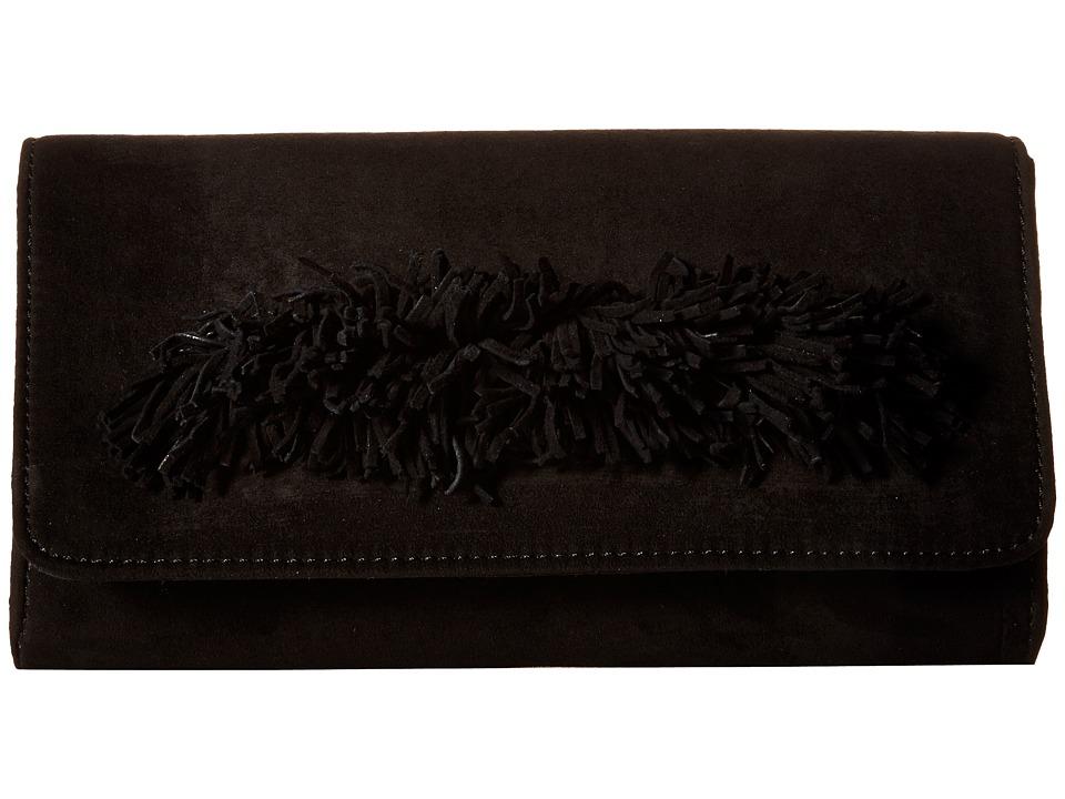 Steve Madden - Bgeorgia Clutch (Black) Clutch Handbags