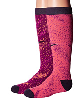Nike Kids - 2-Pair Pack Graphic Cotton Knee Highs (Little Kid/Big Kid)