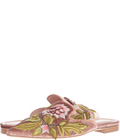 Alberta Ferretti - Embroidered Slip-On Mule