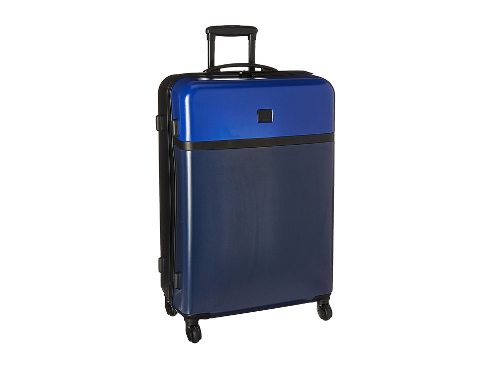 Diane von Furstenberg - Addison 19 Hardside Spinner (Lapis/Blue/Midnight/Black) Luggage
