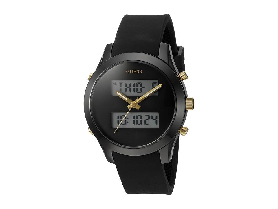 Guess U0894L4 (Black/Black) Watches