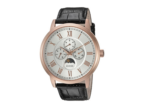 GUESS U0870G2 - Rose Gold/Black