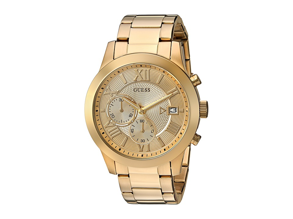 GUESS - U0668G4 (Gold) Watches