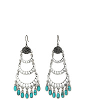Lucky Brand - Chandelier Earrings
