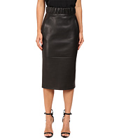 Neil Barrett - Leather Pencil Skirt