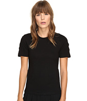 Neil Barrett - Laced Regular Interlock Jersey T-Shirt