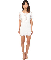 Brigitte Bailey - Jennifer Crochet Lace Detail Mini Dress