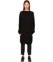 Y's by Yohji Yamamoto - 3/4 Sleeve Poplin Pullover