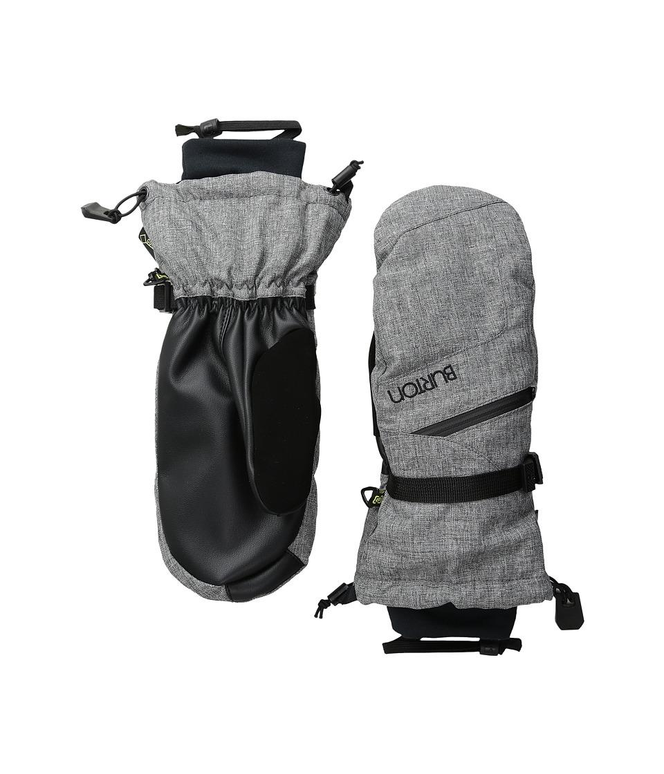 Burton WMS GORE-TEX(r) Mitt (Bog Heather) Snowboard Gloves