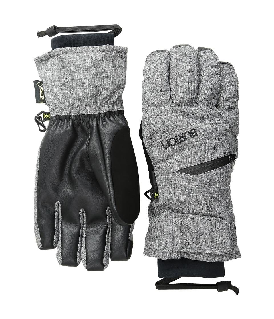 Burton WMS GORE-TEX Under Glove (Bog Heather) Snowboard Gloves