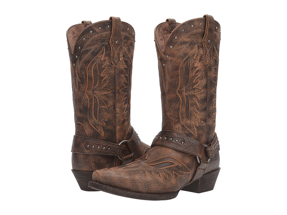 Ariat Iron Cowboy (Brooklyn Brown) Cowboy Boots