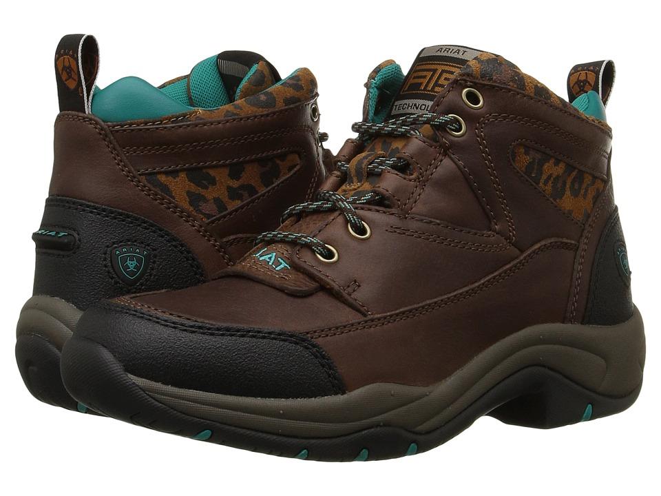Ariat Terrain (Tundra/Cheetah) Women's Boots