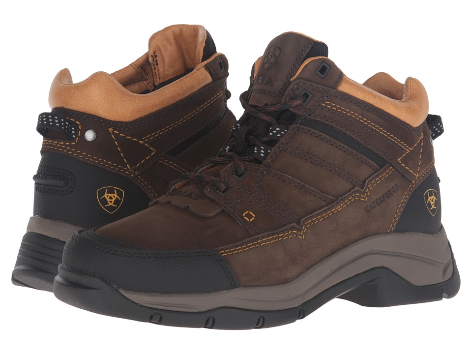 Ariat Terrain Pro H2O (Java) Women's Hiking Boots