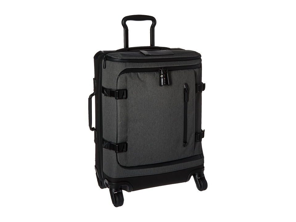 Tumi - Tahoe - Edgewood Continental 4 Wheel Carry-On (Grey) Carry on Luggage