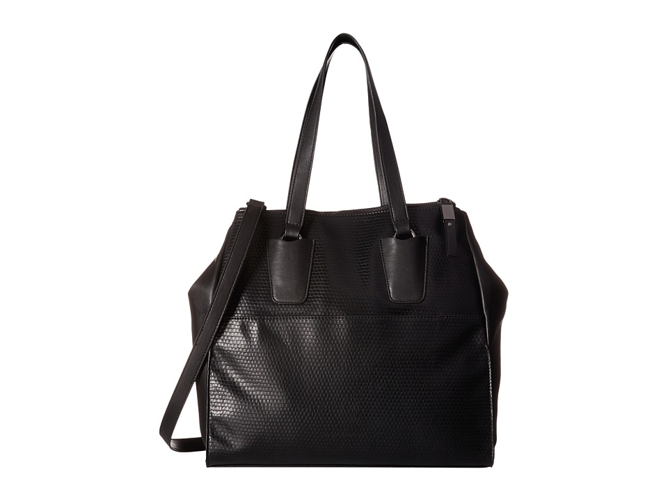 French Connection - Etta Tote (Black) Tote Handbags