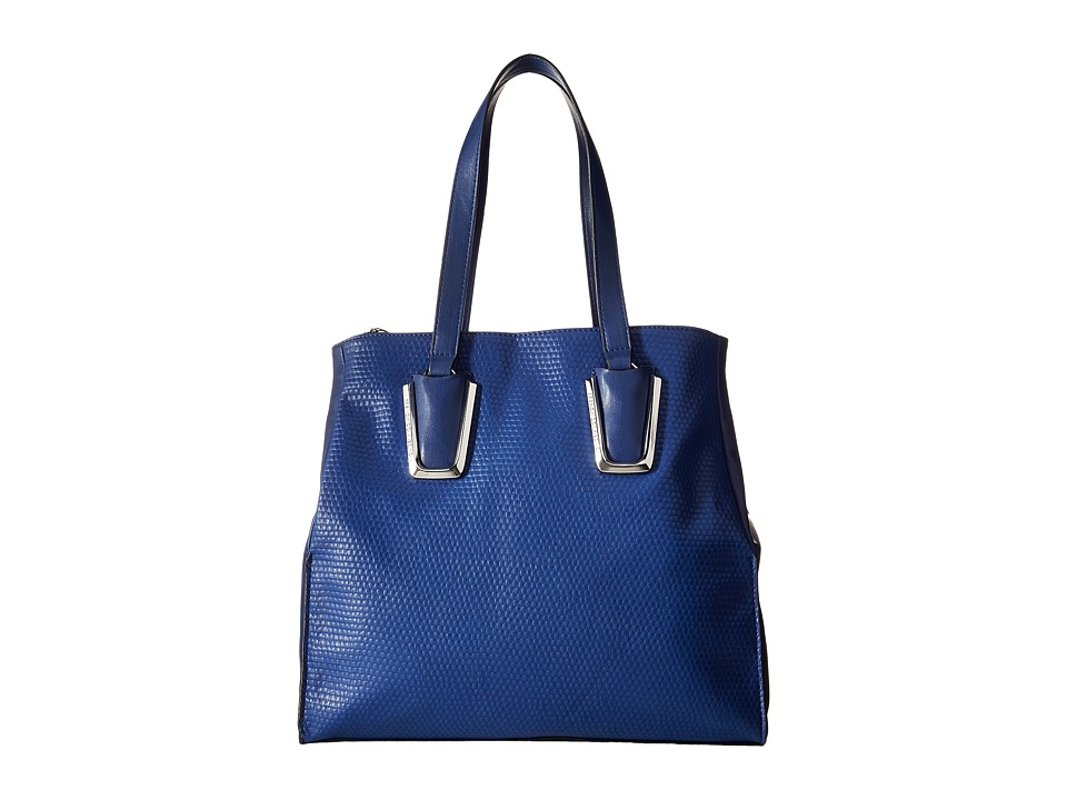 French Connection Etta Tote Indian Ocean Tote Handbags