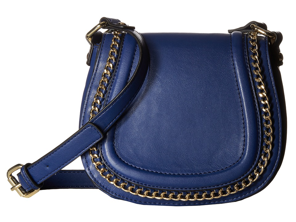 French Connection - Alexa Saddle Bag (Indian Ocean) Cross Body Handbags