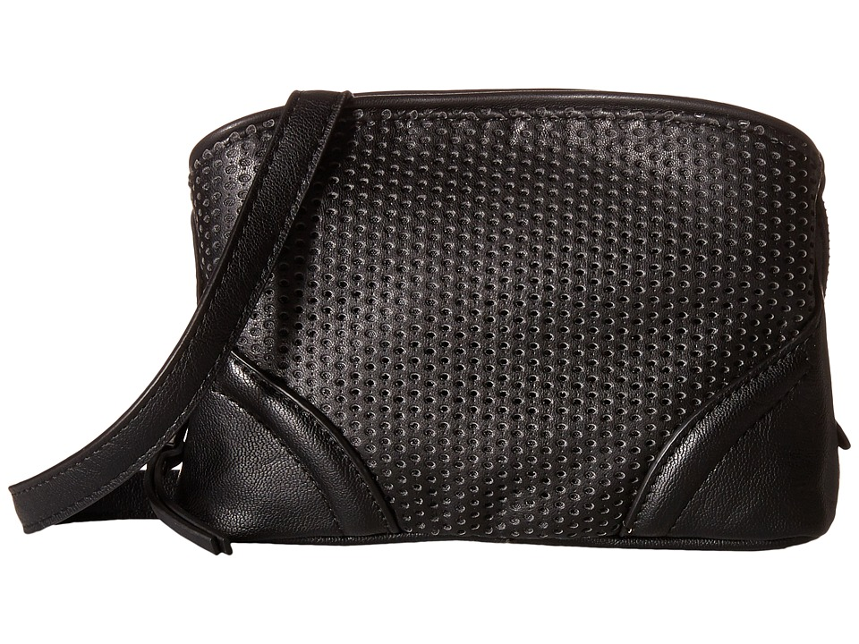 French Connection - Brett Crossbody (Black) Cross Body Handbags