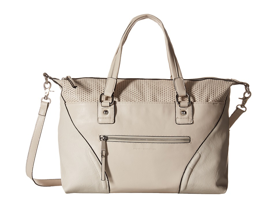 French Connection - Brett Satchel (African Stone) Satchel Handbags