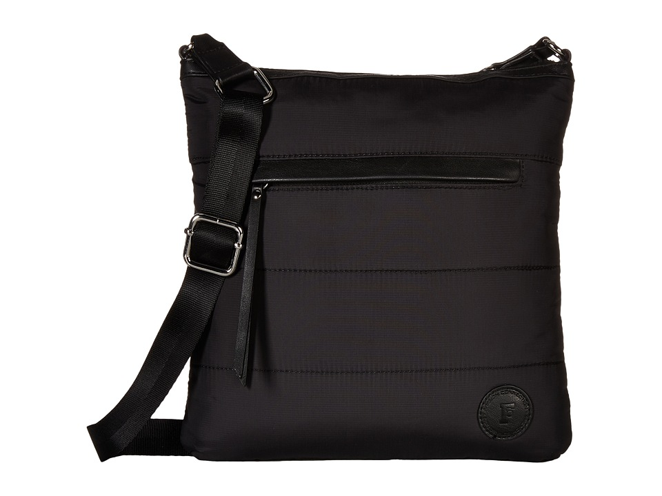 French Connection - Gia Crossbody (Black) Cross Body Handbags