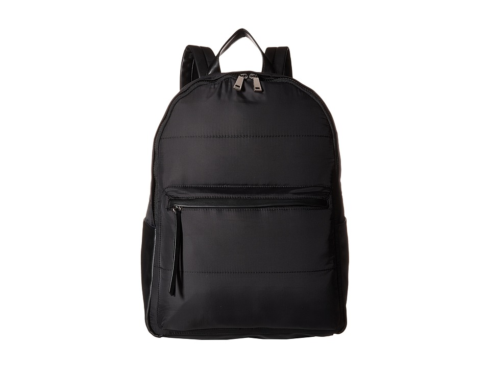 French Connection - Gia Backpack (Black) Backpack Bags