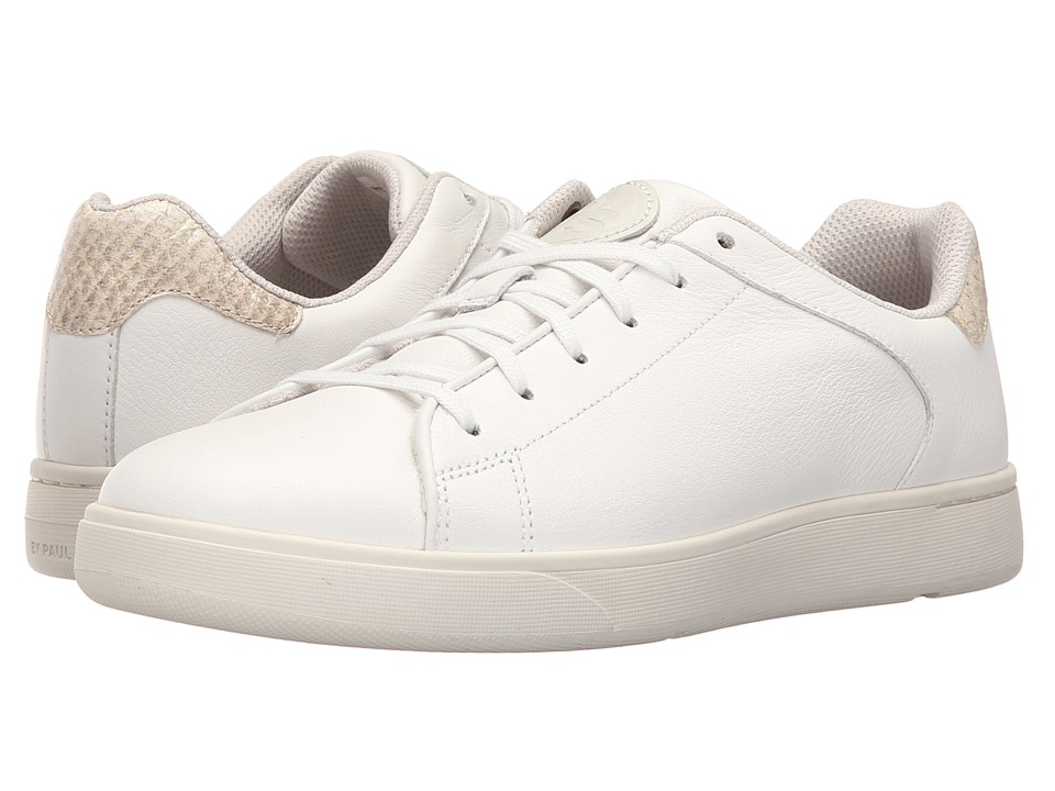 Paul Smith Cemented Rubber Sneaker (White) Women