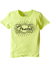 Lucky Brand Kids - Fender Ray Tee (Little Kids/Big Kids)